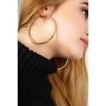 Medium linked earings