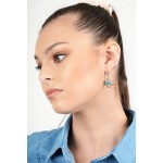 Boho hanging earrings
