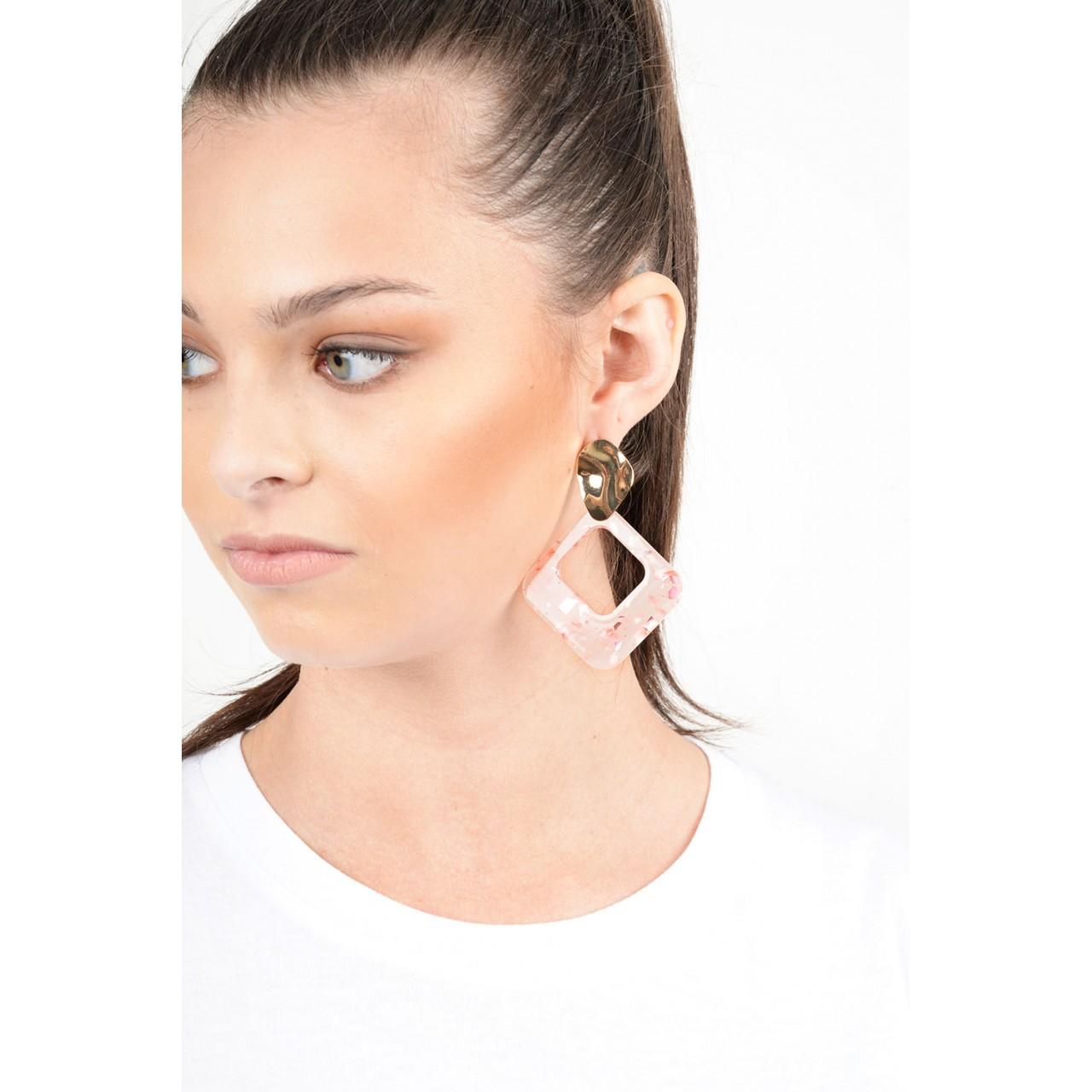 Hanging earings