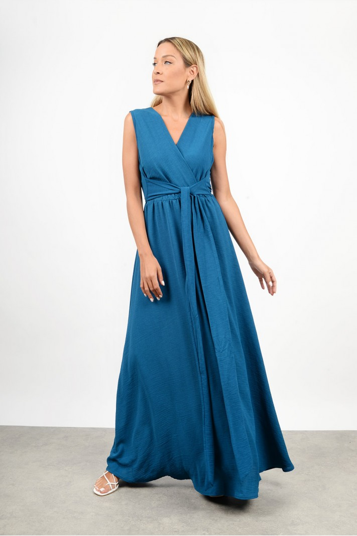 Maxi sleevless dress