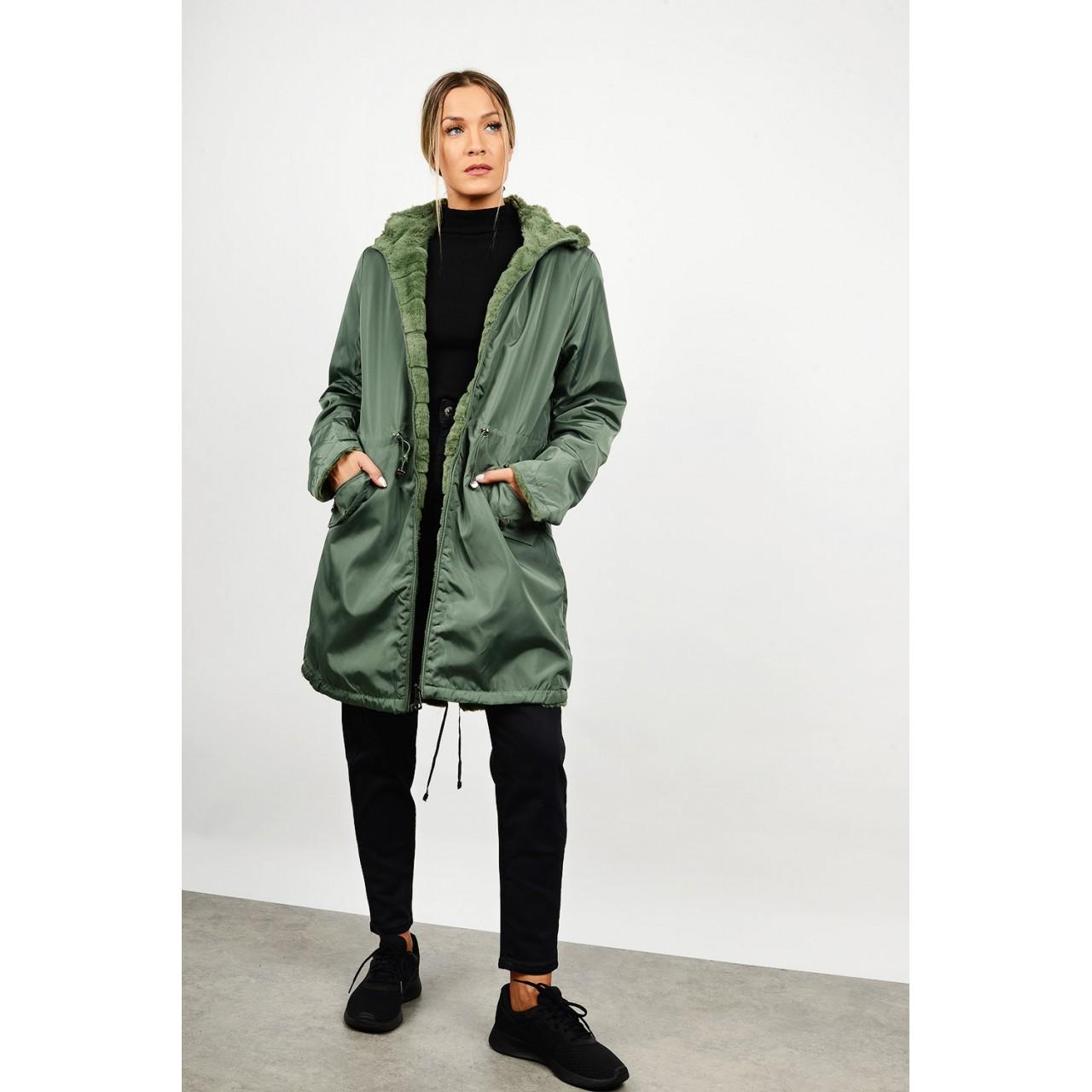 Fur/Jacket double sieded