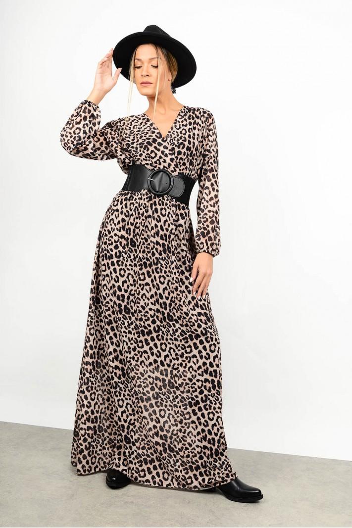 Maxi leopar dress Limited Edition
