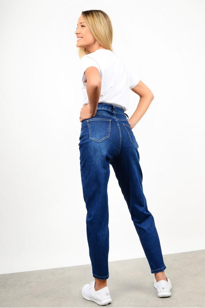 Buggy high waist jean