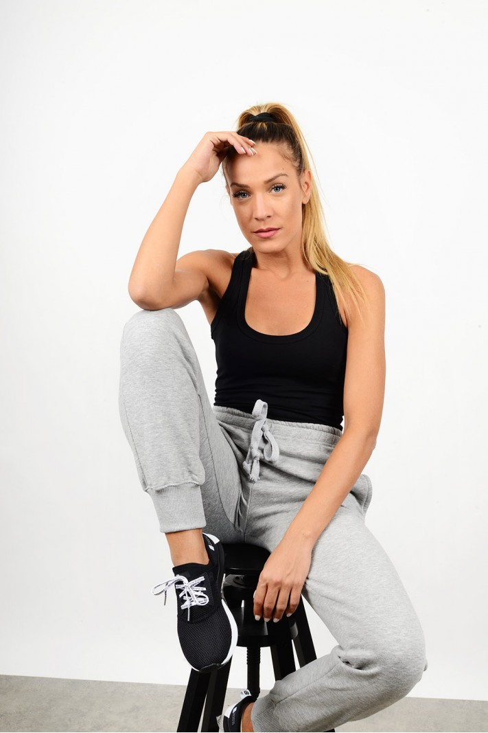 Basic tracksuit with pockets