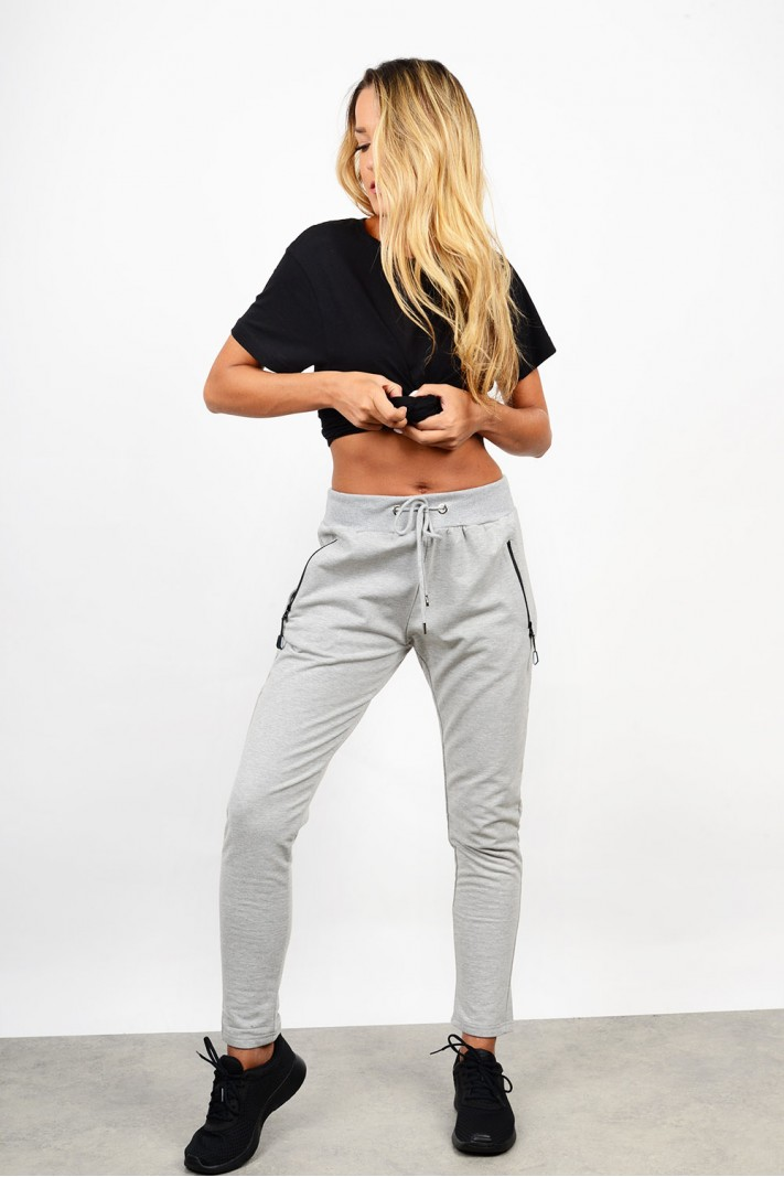 Tracksuit pant with pockets