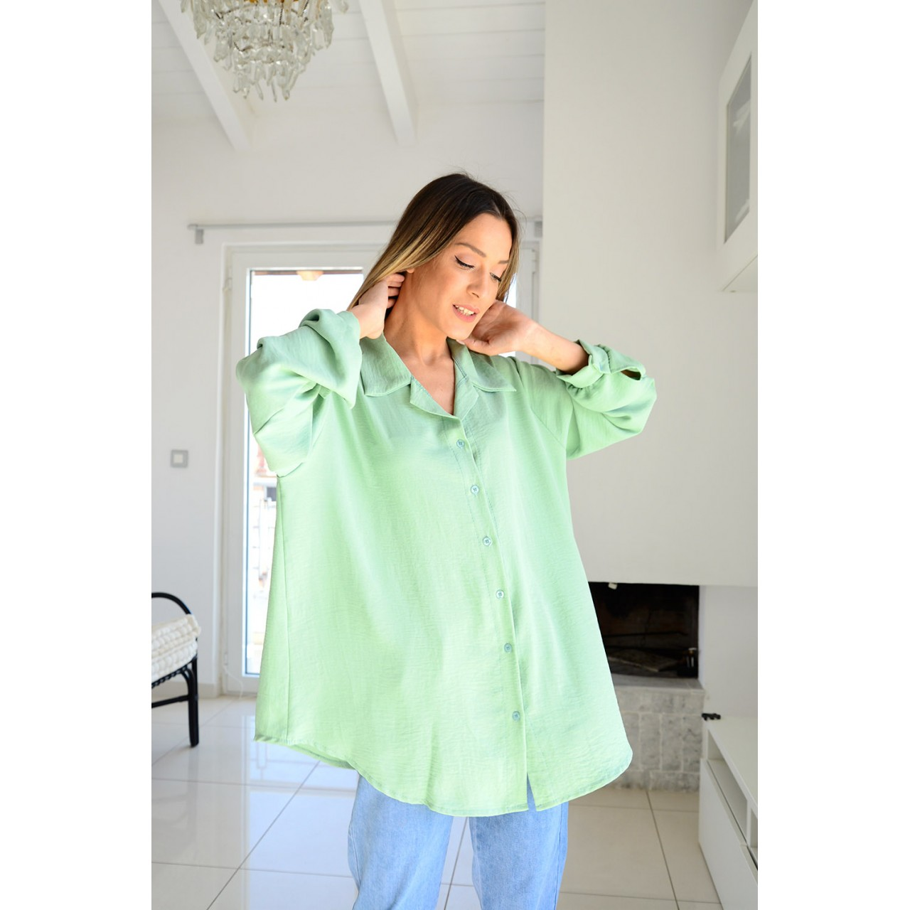 Basic long shirt